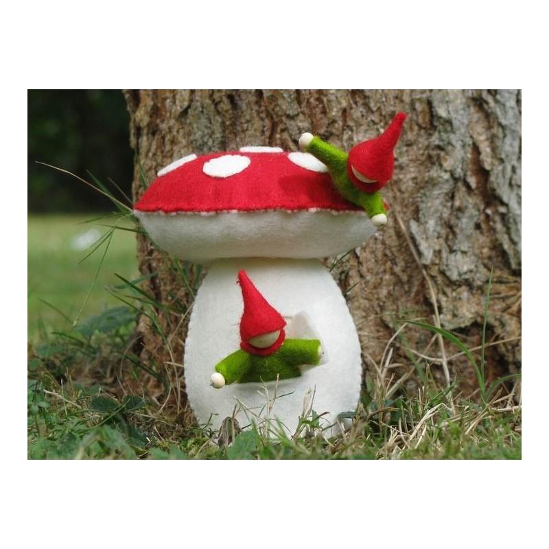 Champignon maison gallery of lampe en forme de champignon for Champignon de maison dangereux