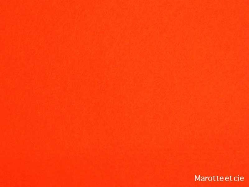 06 - rouge orangé